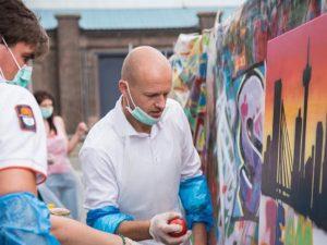 graffiti-spuiten